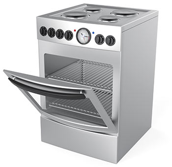 Pleasanton oven repair service